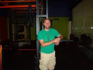 Steve Whitcomb, Boot Camp Instructor
