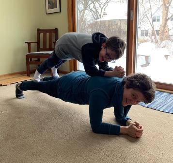 Nora plank